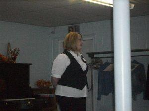 District Director Lisa Shinn