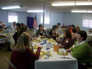 Women's Ministries Luncheon