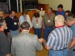 Staff prayer group