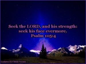 Psalm105v4