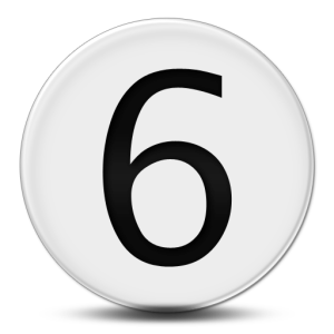 068847-black-inlay-crystal-clear-bubble-icon-alphanumeric-number-6