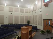 The new acoustic sound panels